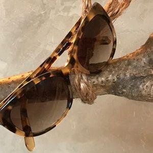 Kate spade Phylis tortoise sun glasses